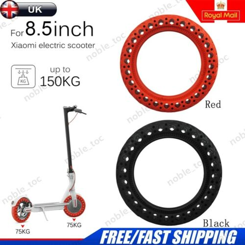 Electric Scooter 8.5/'/' Explosion-proof Tire Solid Wheels For Xiaomi Mijia M365