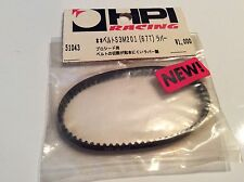 HPI PROCEED Genuine Parts 67T 6mm Belt RARE 1/8 S3M201 51043 Vintage Rc