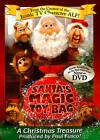 Santas Magic Toy Bag (DVD, 2014)