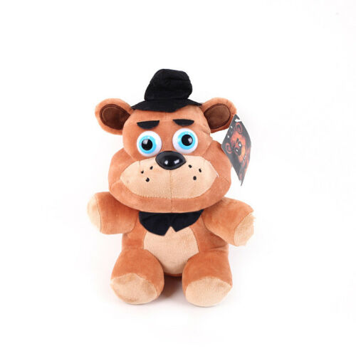"""Funko Cinq Nights at Freddy Le Cauchemar Freddy 6-11/"""" Plush Figure"""