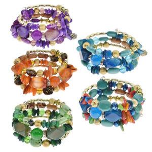 Bohemian-Multilayer-Natural-Stone-Beads-Bracelet-Charm-Women-Hoho-Bangle-Jewelry