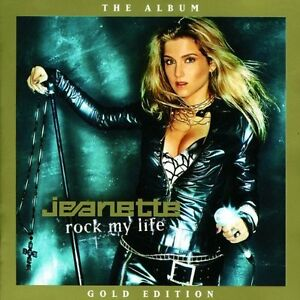Jeanette-Rock-my-life-Gold-Edition-2003-feat-Ronan-Keating-CD