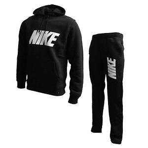 zwart Fleece Mens 010 trainingspak Nike 654194 qZ4gw6