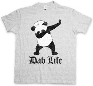 Dab Life Ii T Shirt Panda Bear Dance Dj Mc Disco Club Clubbing Party