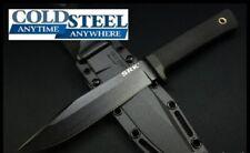 Couteau Cold Steel SRK Survival Rescue Lame Acier SK-5 Manche Kray-Ex CS49LCK