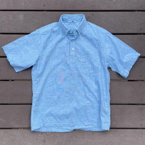 45 RPM Linen Chambray Shirt Sz. 2