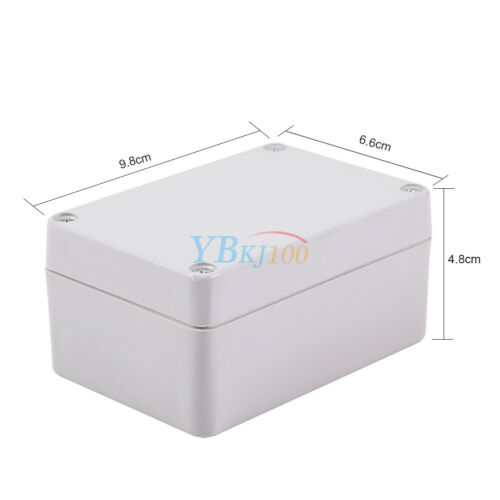 100*68*50mm Electrical Box Waterproof Junction Box Connection Outdoor Enclosure
