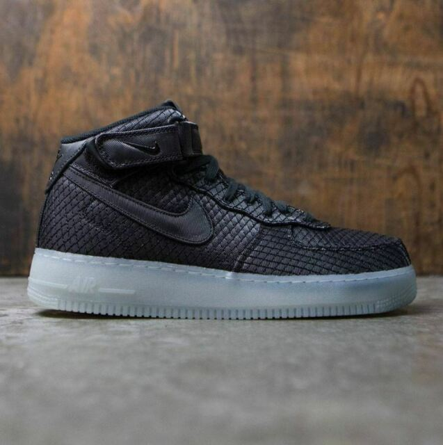 finest selection b1573 2ced0 New NIKE Air Force 1 Mid 07 LV8 Shoes Sneaker 804609-401 Blue Size 8.5 MSRP  $115