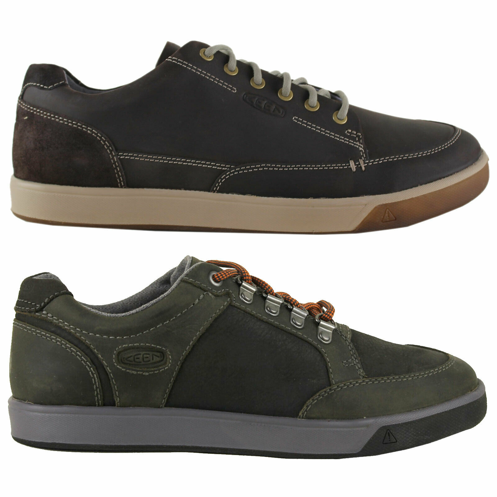 Keen Glenhaven Explorer Trainers Mens shoes Low shoes Lace-Up shoes New