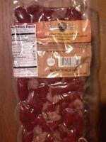 2.0 Lbs Of Delicious Sugar River Original Beef Stick Ends & Pieces 32 Oz. 2lbs.
