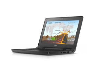 """Dell Latitude 3160 11.6"""" Touchscreen Intel Quad-Core 8GB 128GB SSD Win10 GRADE B"""