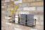 Bathroom-Wall-Shelf-Storage-Cabinet-Antique-Gold-Industrial-Metal-Basket-55cm-UK thumbnail 2