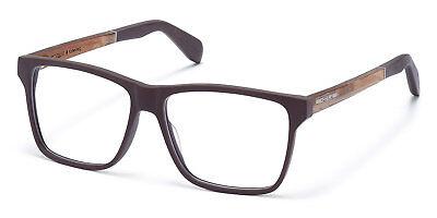 Beliebte Marke Wood Fellas Kaltenberg Zebrano Brille Holz & Acetat Gestell Optiker Brillen Neu
