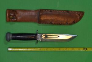 WWII-US-PAL-RH-36-Fighting-Combat-Knife-black-end-spacers