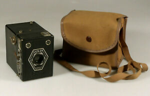 PRL-GOLDY-6X9-MENISQUE-OBJECTIF-FOTOCAMERA-VINTAGE-COLLEZIONE-COLLECTION-FRANCE