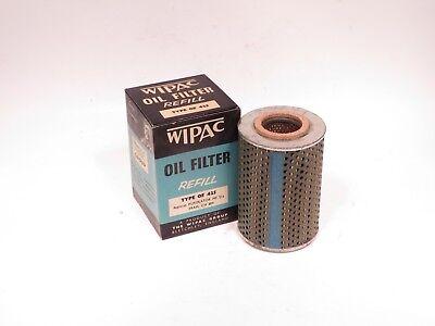 Morris Minor Filtre à huile 1948 To 1963 papier type d/'élément