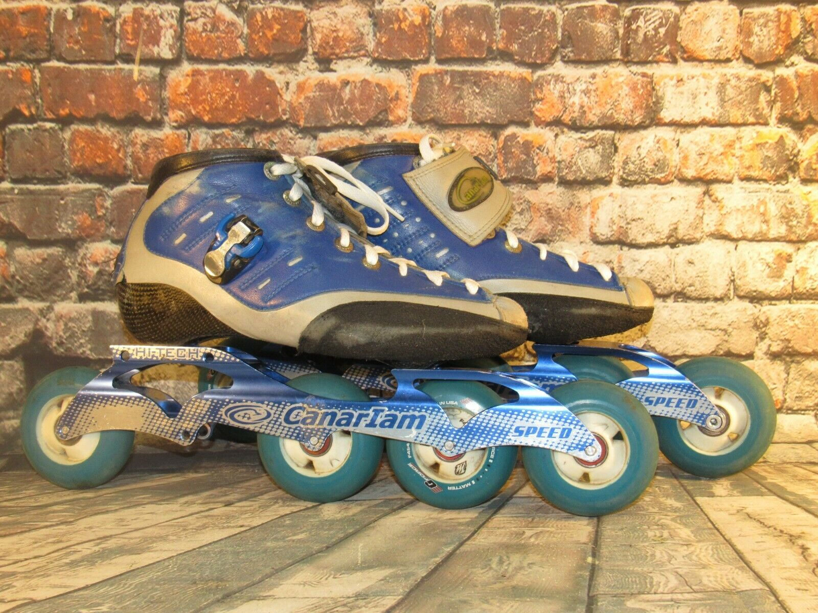 Canariam Raptor Inline Speed S   EU Size  39  cheap wholesale