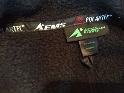 polaire femme Polartec noire femmes Veste Ems pour sur 5dnxSx07U