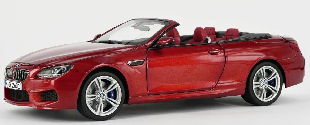 Paragon 97026 97033 97053 97063 BMW F30 F06 650i F13M F12 M6 Modelo Coches 1 18
