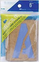 Duro Stencil-it Reusable Lettering Set, 6-inch, New, Free Shipping on Sale