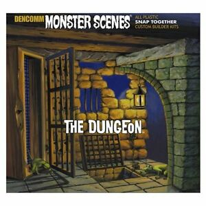 2016 The Dungeon Monster Scenes Diorama NEW Model Kit