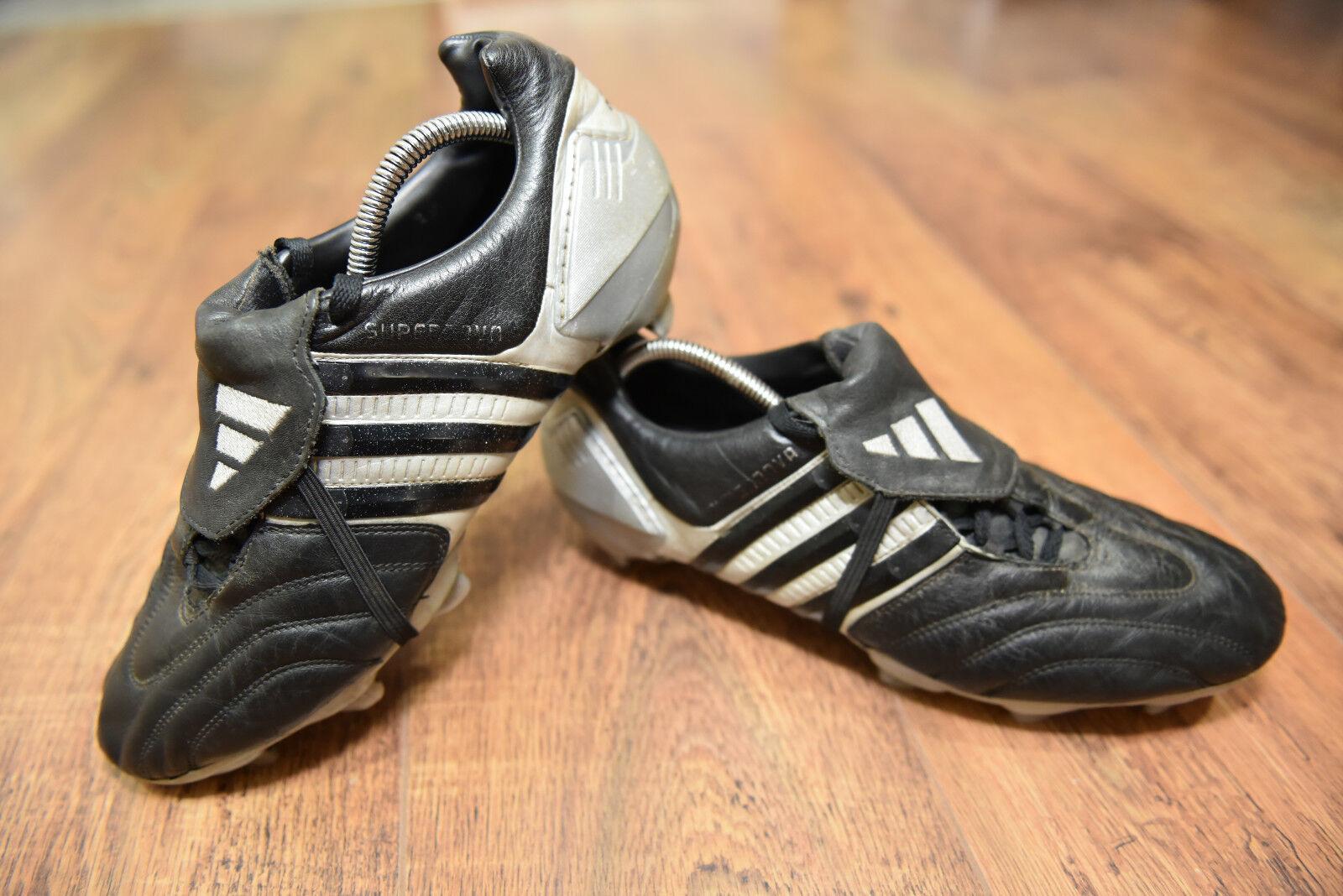 Adidas súpernova Projoator SG Pro botas de fútbol 11 en muy buen estado precisión Mania