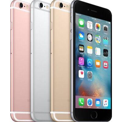 "Apple iPhone 6s+ PLUS 16GB 64GB 128GB GSM ""Factory Unlocked"" Smartphone Phone"