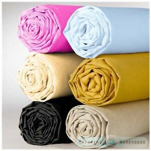 Supersoft-Microfibre-Fitted-Sheets-or-Pillowcases-Bedding-Bed-Linen-High-Quality
