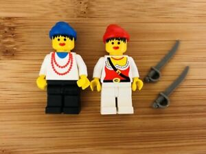 Lego-MiniFigures-Female-Pirate-Pirates-Lady-Vintage-X-2