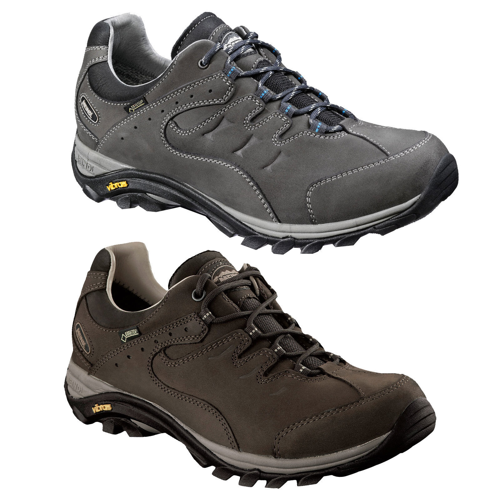 Meindl Caracas GTX botas de Senderismo para Hombres Goretex Impermeable Zapatos