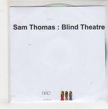 (GQ521) Sam Thomas, Blind Theatre - 2013 DJ CD