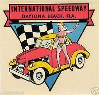 Daytona Speedway Refrigerator / Tool Box Magnet