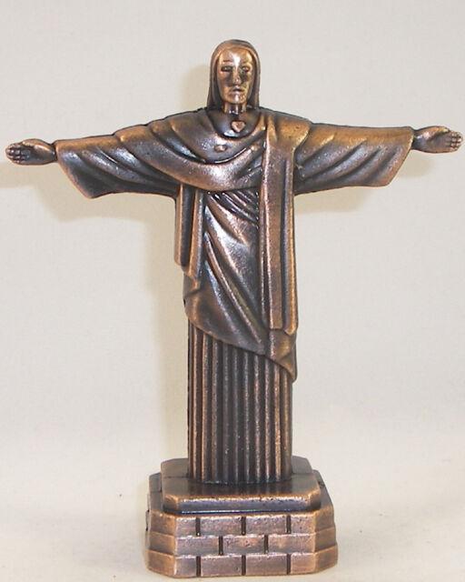 SOUVENIR METAL BUILDING  CHRIST THE REDEMPTOR