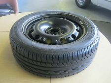 VOLKSWAGEN POLO 2004-2010 195 55 15 FULL SIZE SPARE WITH NEW BRIDGESTONE TYRE