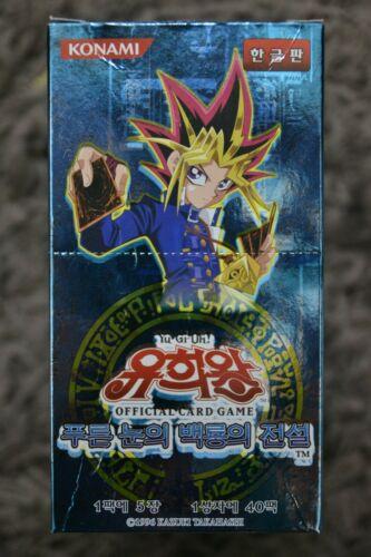 LOD Yu-Gi-Oh Legend Of Blue Eyes White Dragon Korean Unlimited Edition