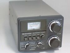 BEAUTIFULLY MADE EXCELLENT CONDITION KENWOOD AT-230 1.8-30 MHZ ANTENNA TUNER