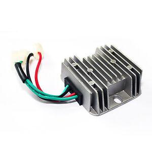 REGOLATORE di 3 Amp Caricabatterie di mantenimento YANMAR l40 l48 l60 l70//Kiam km3600dx km3600dxr