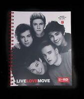 One Direction Notebook School Supplies Original Office Depot 1d
