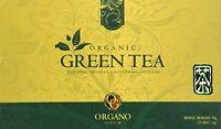 Organo Gold Organic Green Tea-1.75 Oz 25 Count, New, Free Shipping
