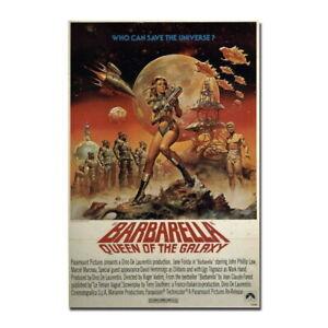 137857-Barbarella-Jane-Fonda-Movie-Decor-Wall-Print-POSTER