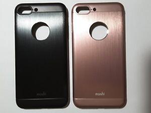 watch f2828 cadd9 Details about 2- GENUINE Moshi Armour Premium Metallic Case iPhone 7 PLUS -  PINK + BLACK