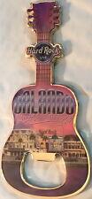 Hard Rock Live ORLANDO 2015 Venue FACADE Guitar MAGNET Bottle Opener City Core!