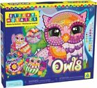 The ORB Factory Sticky Mosaics Owls