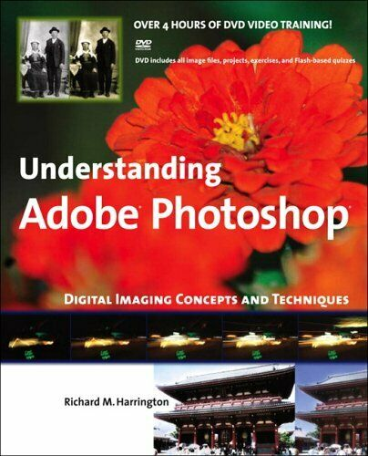 Understanding Adobe Photoshop : Digital Imaging Concepts and Techniques