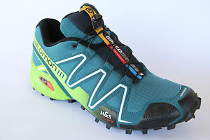 Sport Salomon 3 Greenlight Low Shoes Running Sneakers Speedcross 6CwxdCqaT