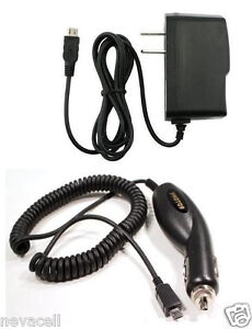 Car-Wall-AC-Charger-Adapter-for-ATT-TMobile-BlackBerry-Curve-9360-Pearl-9100-3G