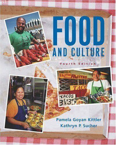 Essen und Culture von Kittler, Pamela Goyan