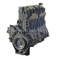 Mack E6 2 Valve Remanufactured Diesel Engine Long Block