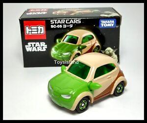 TOMICA-STARWARS-SC-05-YODA-TOMY-STAR-CARS-NEW-STAR-WARS