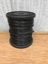 Lionel 3-Wire Flat Cable 22-Gauge Black 11 ft.